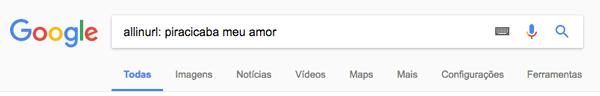 google-all-url